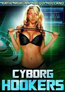 Cyborg Hookers watch erotic movies