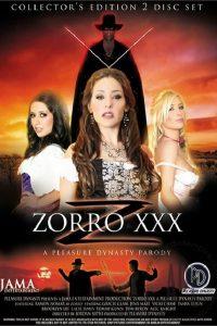 Zorro XXX: A Pleasure Dynasty Parody erotic