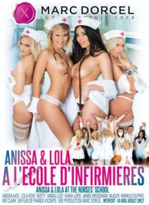 Anissa and Lola at Medical College watch full porn
