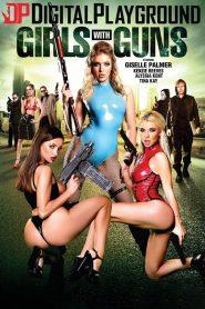 Girls with Guns watch porn movies