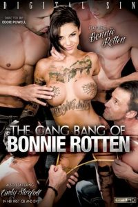The Gang Bang Of Bonnie Rotten watch full porn